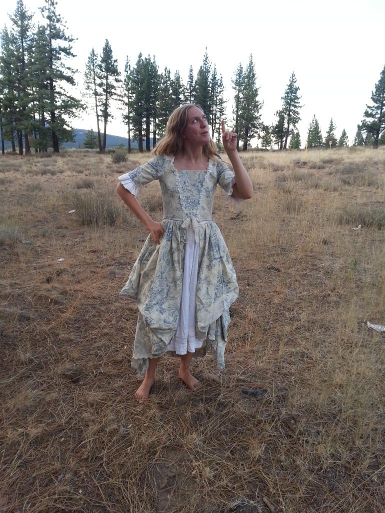 Alice undrar om jorden